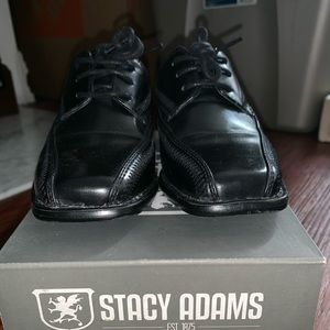 Stacy Adam boys dress shoes size 9 & size 8 also